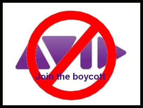boycott AVID